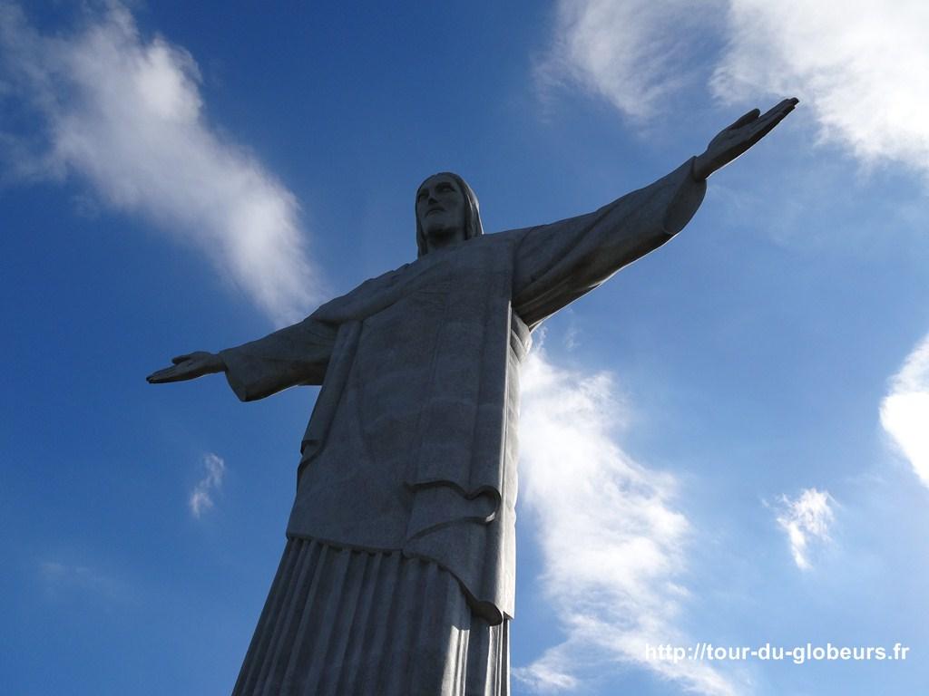 Brésil - Rio - Corcovado
