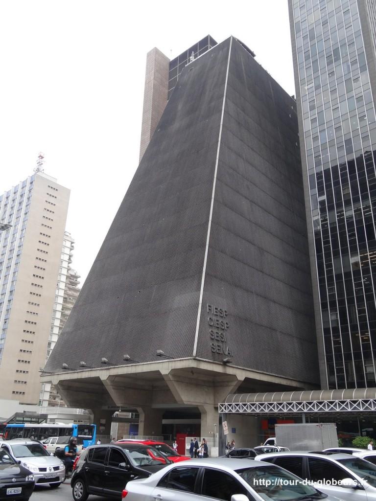 Brésil - São Paulo - L'empire contre attaque