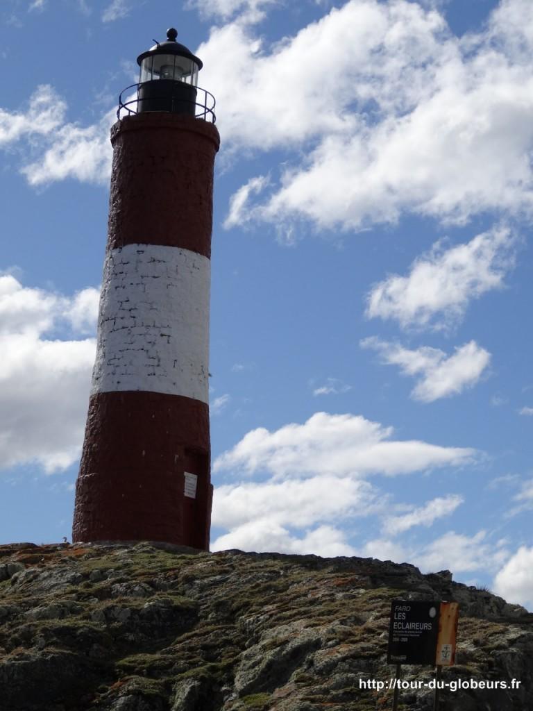 Argentine - Ushuaïa - Le phare des Eclaireurs