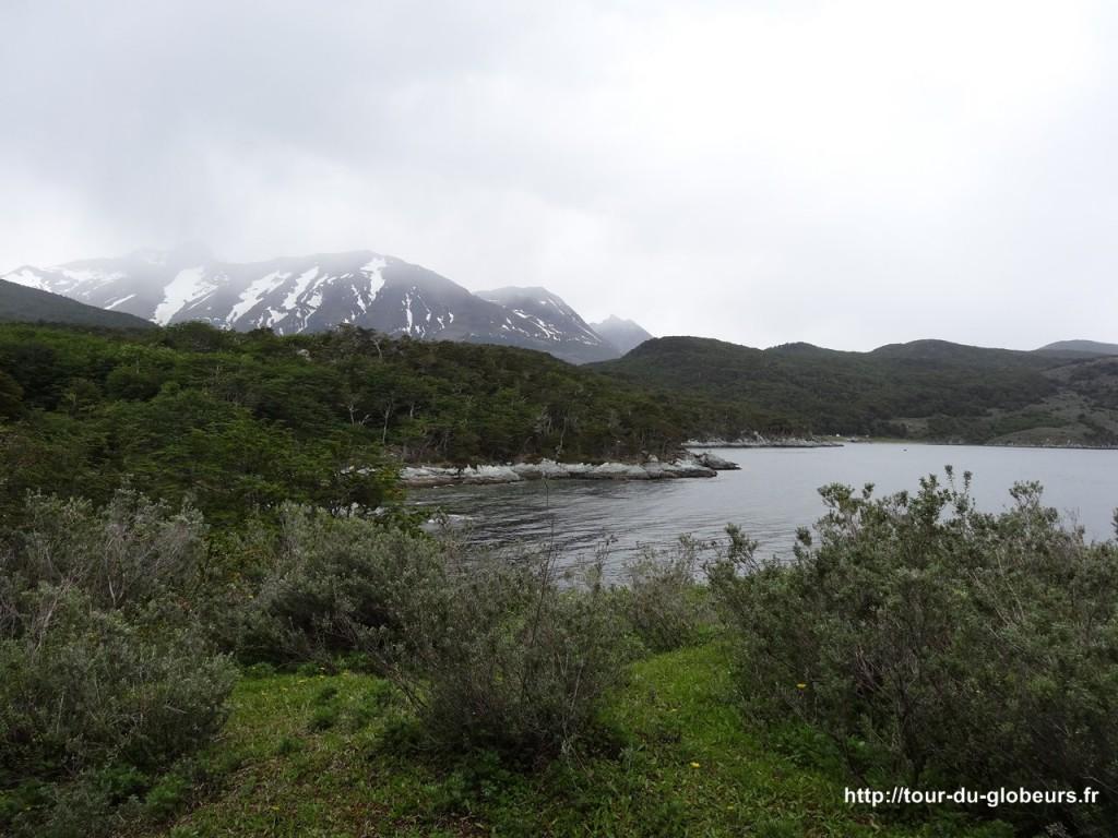 Argentine - Ushuaïa - Parc National de Terre de Feu