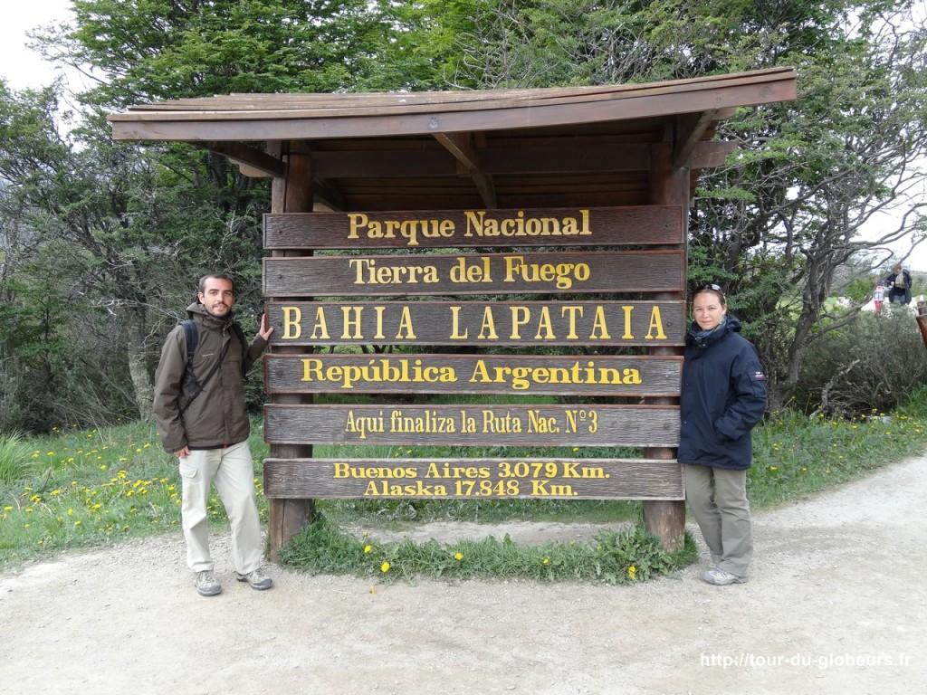 Argentine - Ushuaïa - La fin de la route !