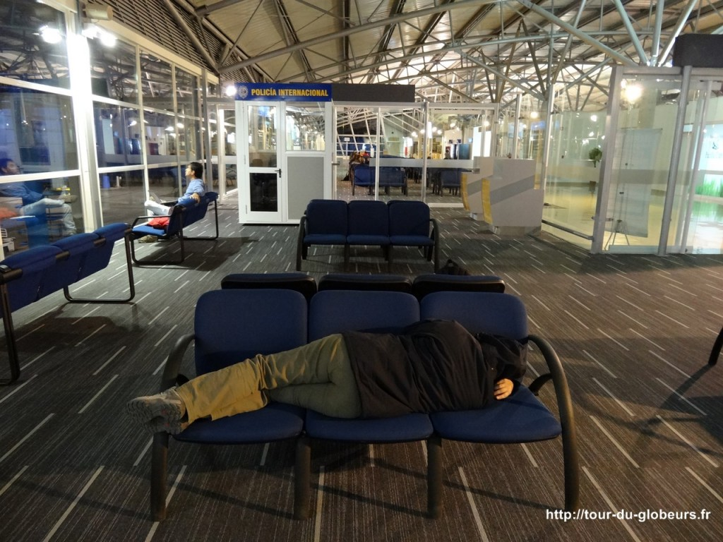 Chili - Punta Arenas - Aéroport