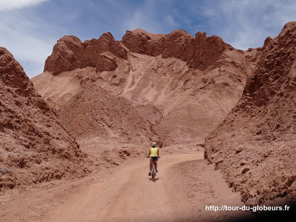 Chili - Atacama - VTT hardcore