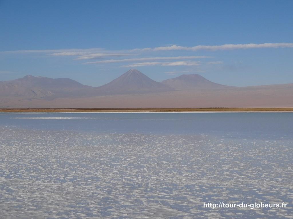 Chili - Atacama - Lac salé