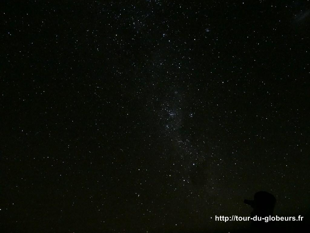 Chili - Atacama - Voie lactée