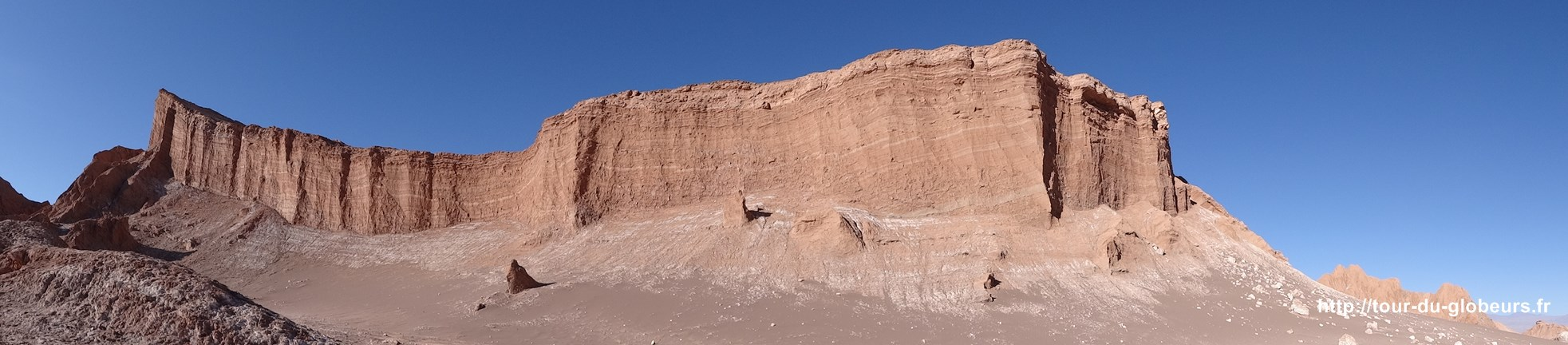 Chili - Atacama - Vallée de la lune