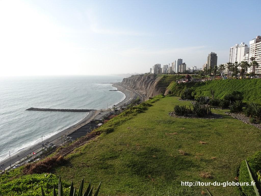 Lima - bord de mer