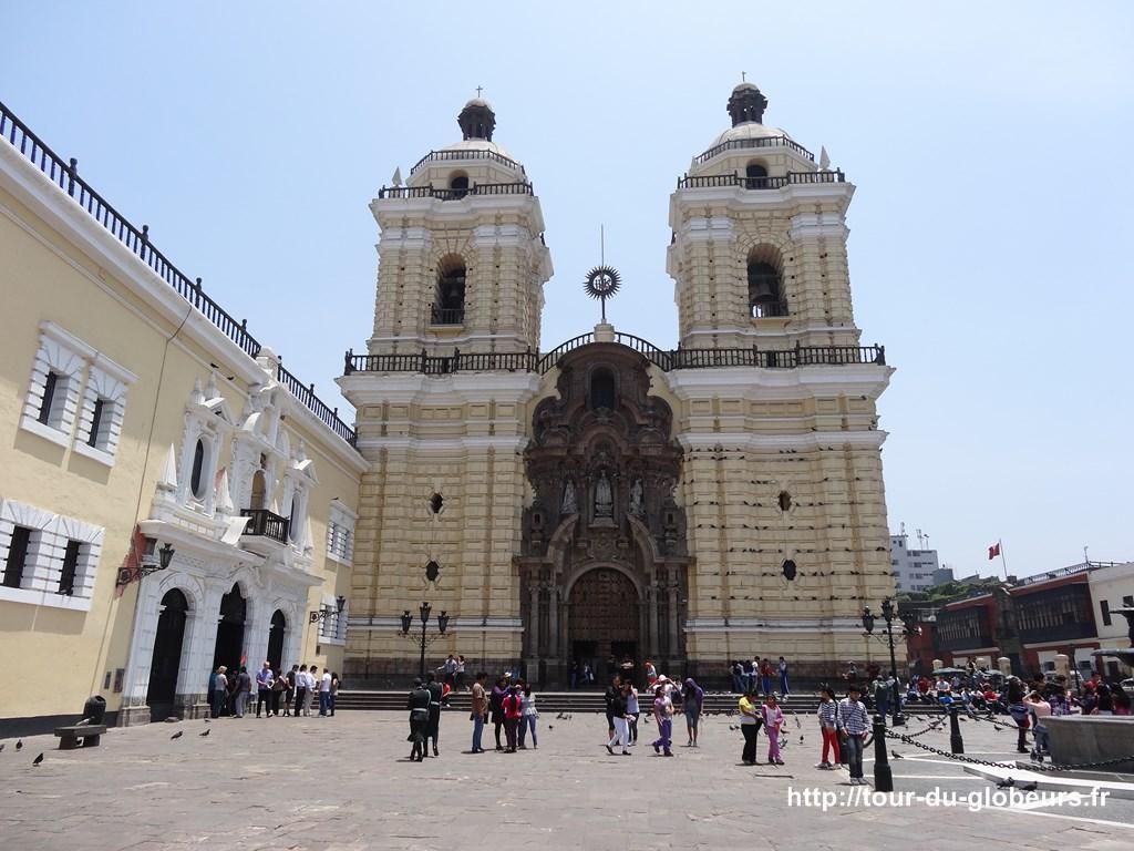 Lima - église