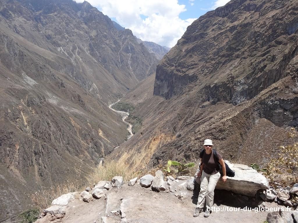 Colca - canyon