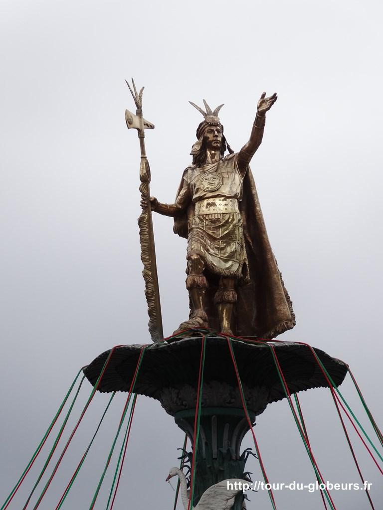 Cuzco - le grand inca, ou l'empereur mégalo