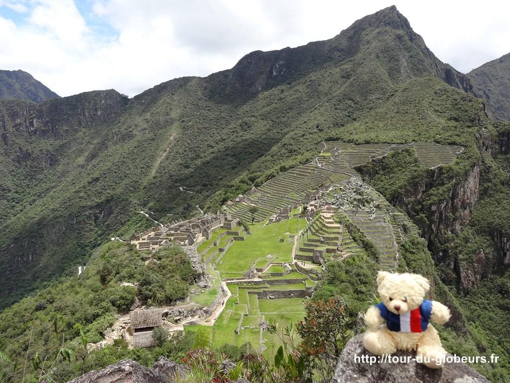 Machu-Pichu - Charlie aime ça