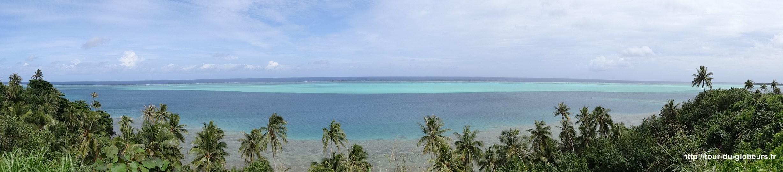 Huahine - le lagon