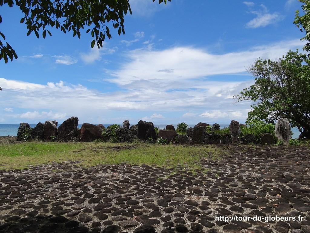 Raiatea - Marae Taputapuatea