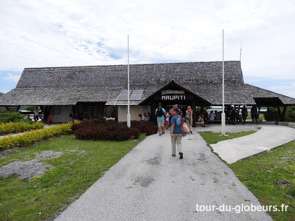 Maupiti - aérodrome