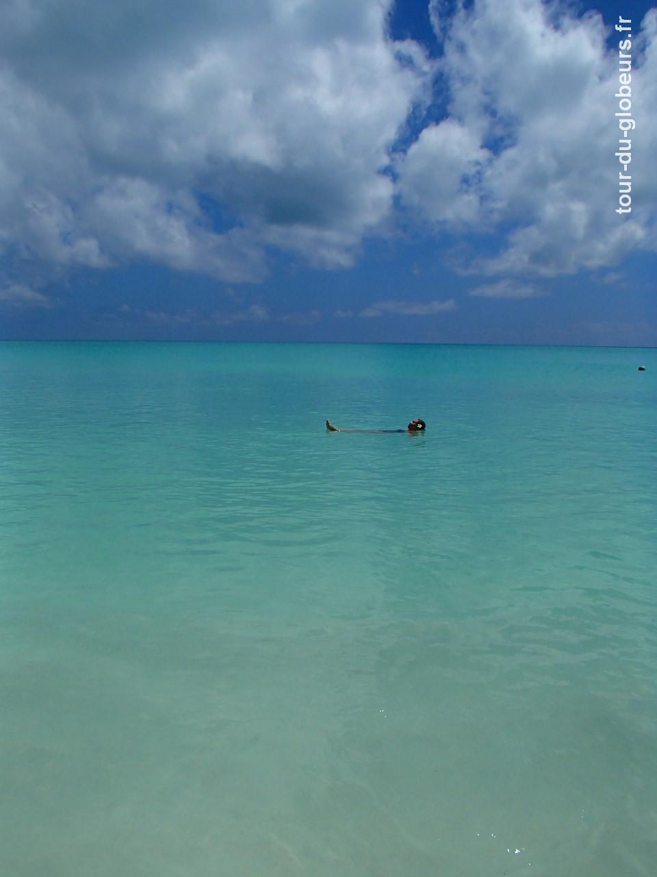 Nouvelle Calédonie – plage d'Ouvéa