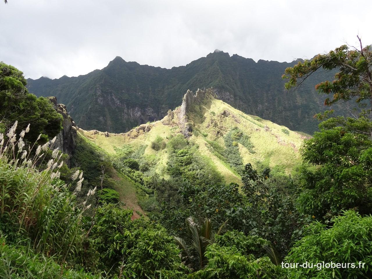Marquises - Fatu Hiva - Intérieur de l'île 3