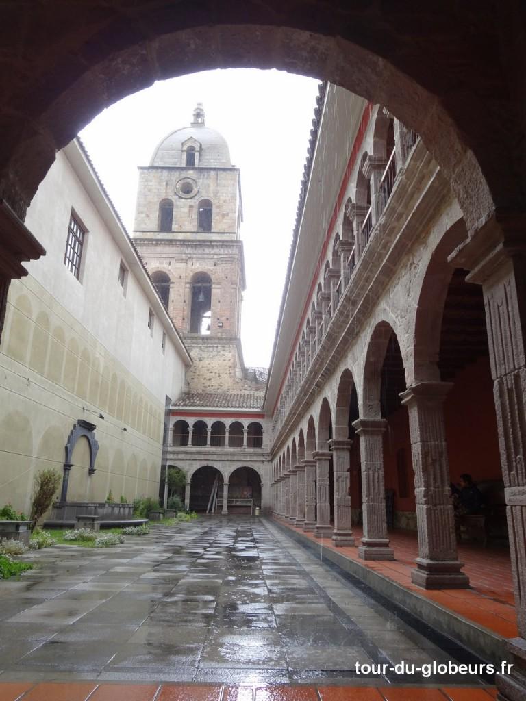 Le monastère San Francisco