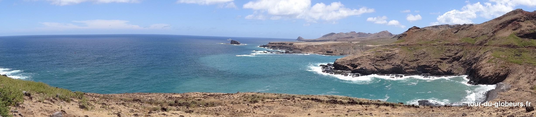 Marquises - Ua Huka - Panoramique