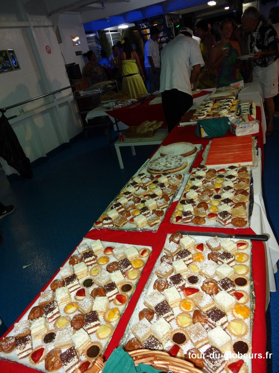 Marquises - Aranui 3 - Soirée polynésienne 3