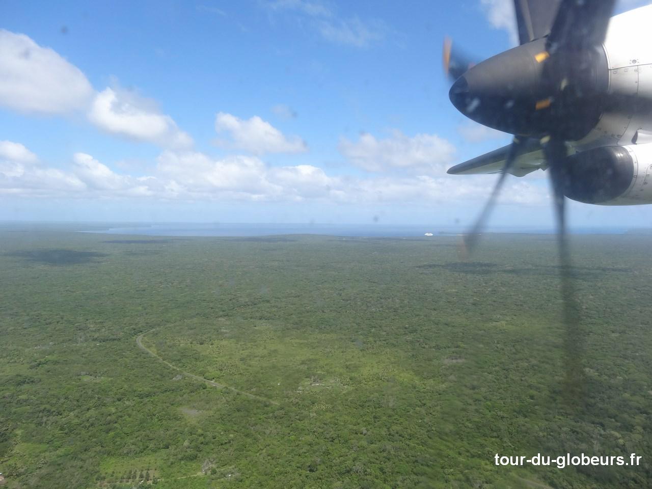 Nle-Calédonie - Lifou - Vue aérienne1