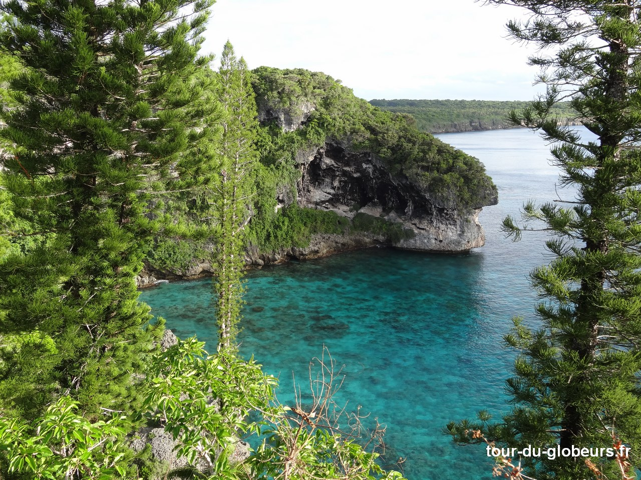 Nle-Calédonie - Lifou - Jokin
