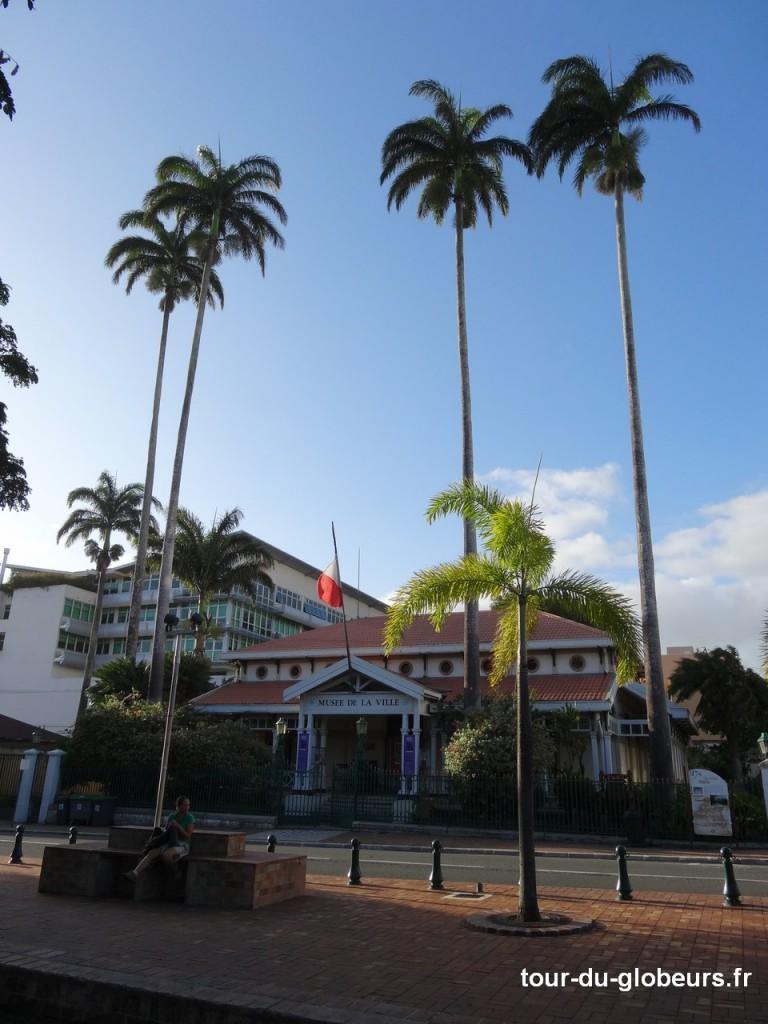 Nle-Calédonie - Nouméa - Hôtel Ville